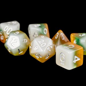 Kiwi 16mm Poly Dice Set